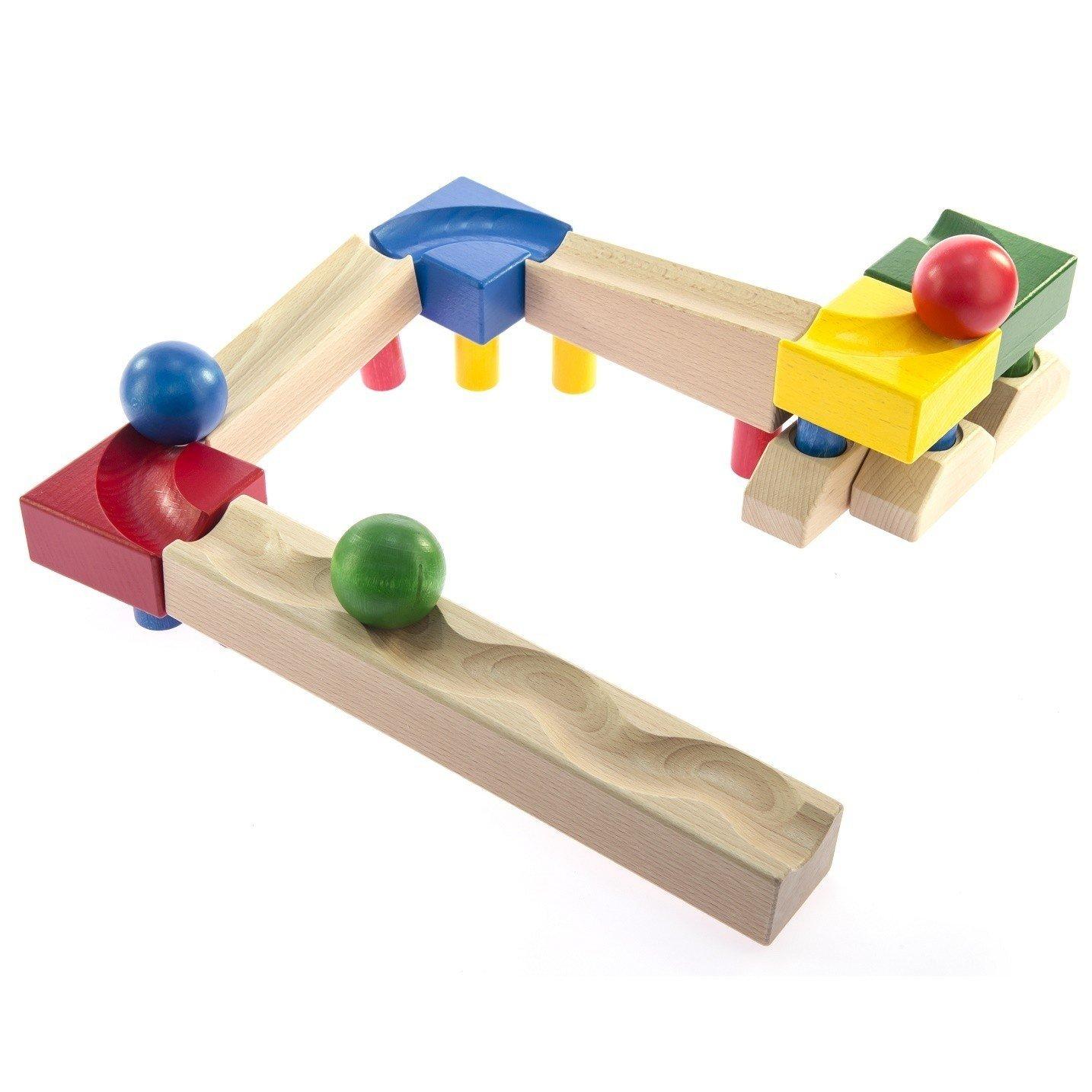 конструктор деревянный Nic шариковая дорога Nic2181