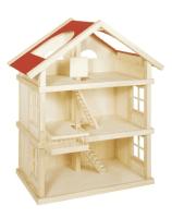 Кукольный домик goki 3 этажа (51957)