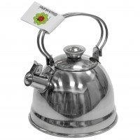 Игровой чайник со свистком Nic металлический 11 см (NIC530355)