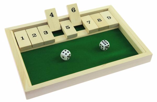 Купить Настольная игра goki Мастер счета для одного (WG175)