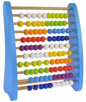 Развивающая игрушка goki Счеты (58926)