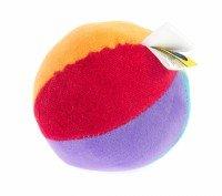 Игрушка goki Шарик с погремушкой (65042G)
