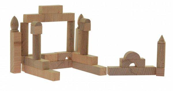 Купить Конструктор каменный goki Стандарт 51 деталь (58939)