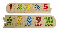 Головоломка goki Учимся считать (57012)