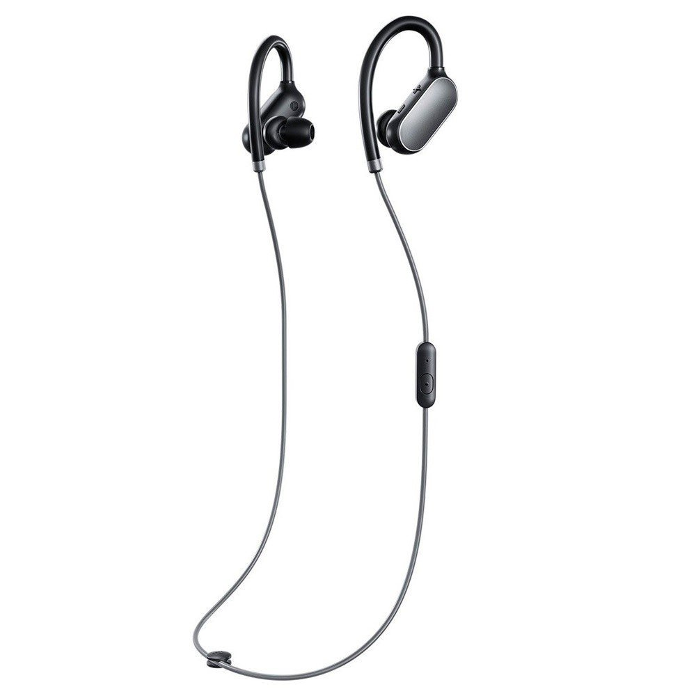 ≡ Наушники Bluetooth Mi Sport Bluetooth Earpods Black – купити в ... 4a5e6cc3f4c32