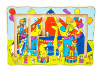 Головоломка goki Цирковое шоу (57595)