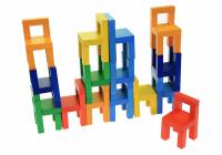 Развивающая игра goki Балансирующие стулья
