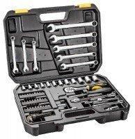 Набор инструментов Topex 38D645, 71 ед.
