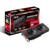 Відеокарта ASUS Radeon RX 570 4GB DDR5 OC (EX-RX570-O4G)