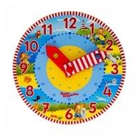 Развивающая игрушка goki Часы Изучаем время (58526)