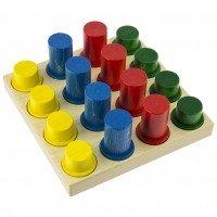 Настольная игра Nic Кубио большая (NIC2122)