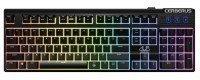 Игровая клавиатура ASUS Cerberus Mech RGB RU BLK UBW (90YH0193-B2RA00)