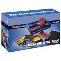 Конструктор fischertechnik PLUS набор деталей BOX 1000 (FT-91082)