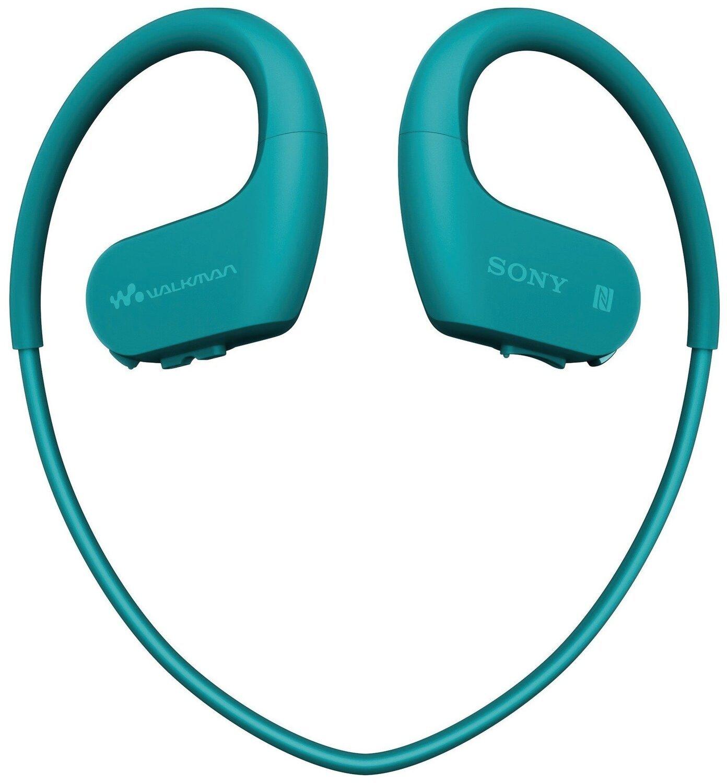 MP3 плеєр Sony Walkman NW-WS623 4GB Blue (NWWS623L.CEW)фото1