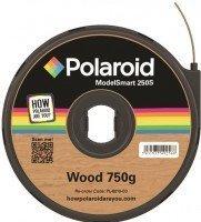 Картридж с нитью Polaroid 1.75мм/0.75кг WOOD ModelSmart 250s Цвет Дерево