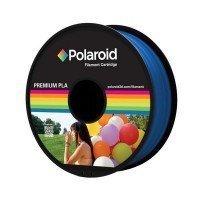 Катушка с нитью Polaroid 1.75мм/1кг PLA для 3D принтера Синий