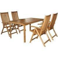 Комплект мебели Fieldmann для сада CALYPSO (2xFDZN4001FDZN4002)