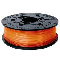 Картридж із ниткою XYZprinting 1.75мм/0.6кг PLA (NFC) Filament Прозорий помаранчевий