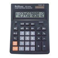 Калькулятор BRILLIANT BBS-0444 12р., 2-пит (BS-0444)