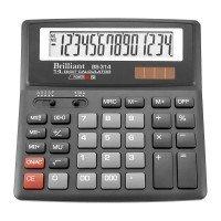 Калькулятор BRILLIANT BS-314 14р., 2-пит (BS-314)