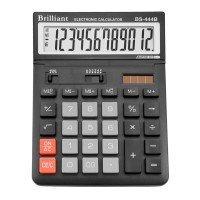 Калькулятор BRILLIANT BS-444В 12р., 2-пит (BS-444B)