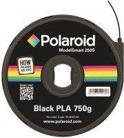 Картридж с нитью Polaroid 1.75мм/0.75кг PLA ModelSmart 250s Черный