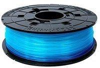 Картридж с нитью XYZprinting 1.75мм/0.6кг PLA(NFC) Filament Прозрачный Синий