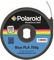 Картридж с нитью Polaroid 1.75мм/0.75кг PLA ModelSmart 250s Синий