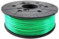 Котушка із ниткою XYZprinting 1.75мм/0.6кг PLA Filament Прозорий Зелений