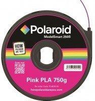 Картридж с нитью Polaroid 1.75мм/0.75кг PLA ModelSmart 250s Розовый