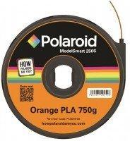 Картридж с нитью Polaroid 1.75мм/0.75кг PLA ModelSmart 250s Оранжевый