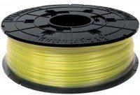 Картридж с нитью XYZprinting 1.75мм/0.6кг PLA(NFC) Filament Прозрачный Желтый