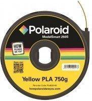 Картридж с нитью Polaroid 1.75мм/0.75кг PLA ModelSmart 250s Желтый