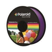 Катушка с нитью Polaroid 1.75мм/1кг PLA для 3D принтера Фиолетовый