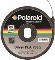 Картридж с нитью Polaroid 1.75мм/0.75кг PLA ModelSmart 250s Серебристый