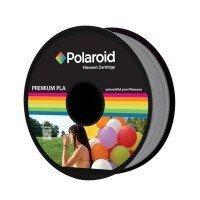 Катушка с нитью Polaroid 1.75мм/1кг PLA для 3D принтера Серебристый