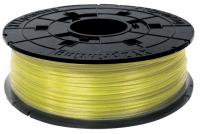 Катушка с нитью XYZprinting 1.75мм/0.6кг PLA Filament Прозрачный Желтый