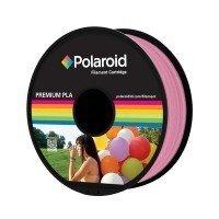 Катушка с нитью Polaroid 1.75мм/1кг PLA для 3D принтера Розовый