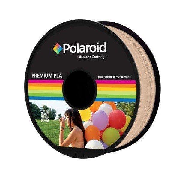 Купить Катушка с нитью Polaroid 1.75мм/1кг PLA для 3D принтера Телесного цвета
