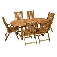 Комплект мебели Fieldmann для сада CARMEN I. (FDZN4001FDZN4004)