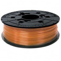 Картридж с нитью XYZprinting 1.75мм/0.6кг PLA Filament Прозрачный Оранжевый
