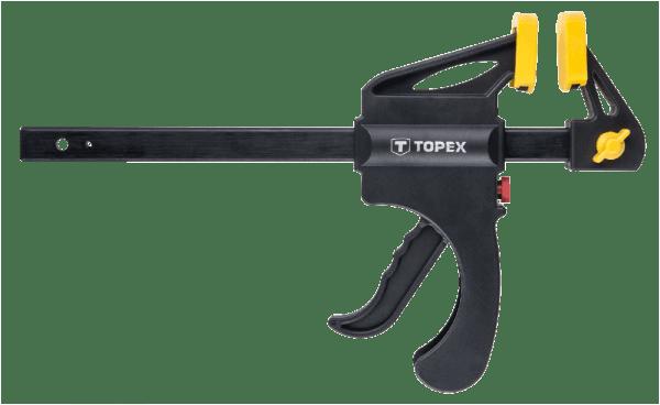Купить Струбцина TOPEX автоматическая 200мм 12A520