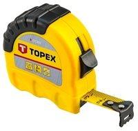 Рулетка измерительная TOPEX 3м 27C303