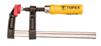 Струбцина F-образная TOPEX 12A123