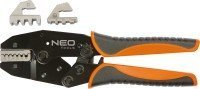 Клещи для обжима втулочных наконечников NEO (01-506)