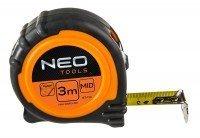 Рулетка измерительная NEO с магнитом 3м (67-113)