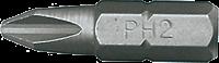 Набор бит TOPEX PH2 25мм 10 шт 39D314