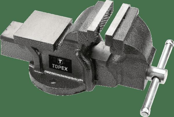 Купить Тиски TOPEX 100мм 07A110