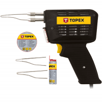 Паяльник електричний TOPEX 100 Вт 44E005