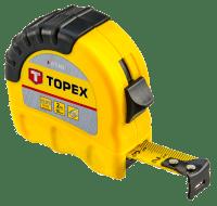 Рулетка измерительная TOPEX 8м 27C308